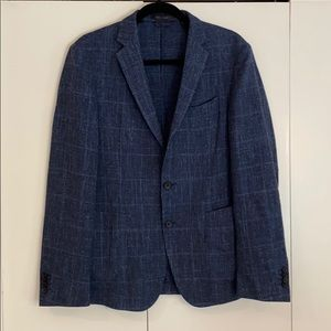 Men's Banana Republic linen/cotton jacket